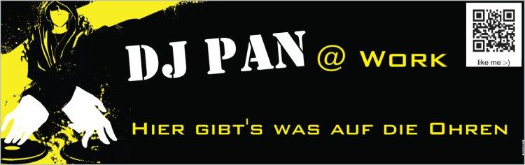 Banner DJ Pan
